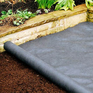 Plantex Geotextile - Permeable Garden Membrane - Weed Control Barrier